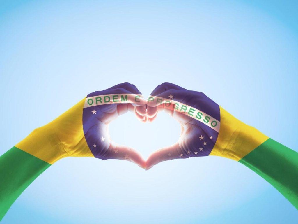 o Brasil é maravilhoso