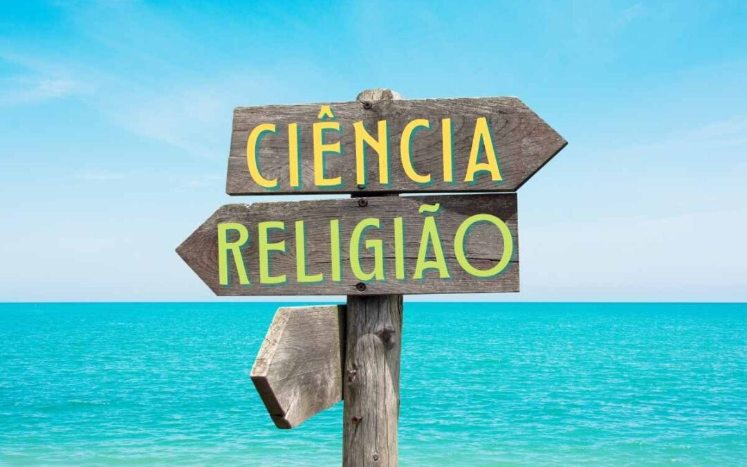 Ciência e Religião. Precisa mesmo ser uma OU outra?